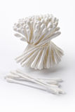 Hygiene Cotton Buds Royalty Free Stock Image