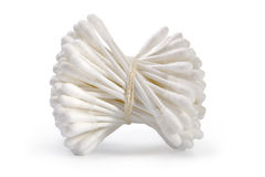 Hygiene cotton swabs Stock Photography