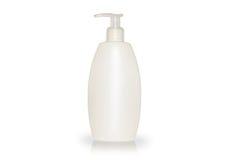 Hygiene product. Hygiene product close up isolated on white background Stock Image
