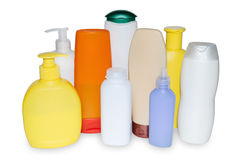 Hygiene products Royalty Free Stock Images
