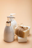 Hygiene - soap Stock Image
