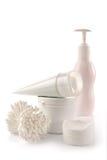 hygiene spa λευκό Στοκ φωτογραφία με δικαίωμα ελεύθερης χρήσης