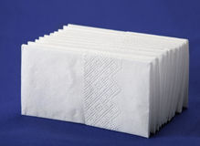 Hygiene tissue Royalty Free Stock Photo