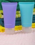 Hygiene tubes Royalty Free Stock Image