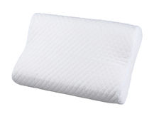 Hygiene white pillow Royalty Free Stock Photography