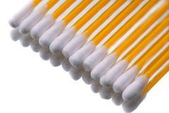 Hygienic sticks stock image