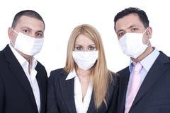 hygieniska maskeringar arkivfoton