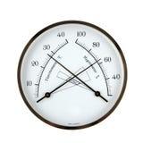Hygrometer Royalty-vrije Stock Afbeelding