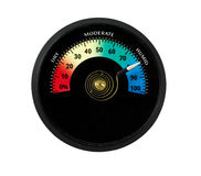 Hygrometer Royalty Free Stock Photography