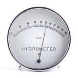 Hygrometer Royalty-vrije Stock Foto
