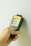 Hygrometer -2 stockbild