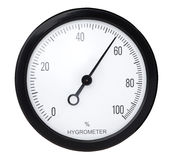 hygrometer Royalty Free Stock Image