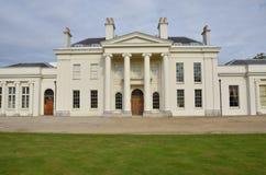 Hylands house Stock Image