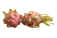 Hylocereus & Clipping inside Royalty Free Stock Images