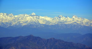 Hymalayas. Mountain landscape Royalty Free Stock Photography