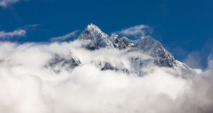 Hymalayas mountains Royalty Free Stock Photography