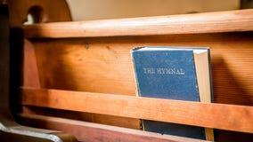 hymnal Fotografia de Stock Royalty Free