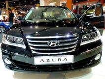 Hynudai Azera Front Stock Images