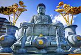 Hyogo Buddha Stock Photo