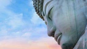 Hyogo Daibutsu - The Great Buddha at Nofukuji Temple in Kobe. Japan Stock Images