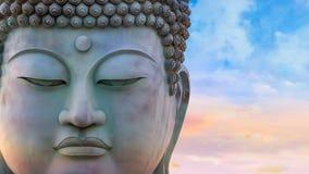 Hyogo Daibutsu - The Great Buddha at Nofukuji Temple in Kobe, Japan Stock Photos