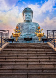 Hyogo Daibutsu at Nofukuji Temple in Kobe Stock Image