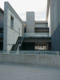 Hyogo Prefectural konstmuseum, Kobe, Japan Arkivbild