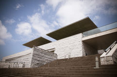 Hyogo Prefectural Museum of Art. The museum is designed by Tadao Ando, a Japanese architect Stock Photos