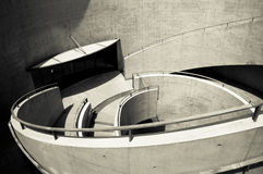 Hyogo Prefectural Museum of Art. The museum is designed by Tadao Ando, a Japanese architect Royalty Free Stock Photography