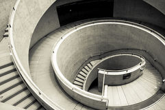Hyogo Prefectural Museum of Art. The museum is designed by Tadao Ando, a Japanese architect Stock Images