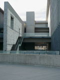 Hyogo Prefectural Museum of Art, Kobe, Japan Stock Photography