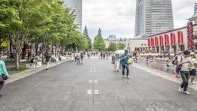 Hyper Versehen Yokohamas stock video