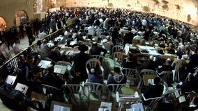 Hyperlapse Prayer at the Western Wall