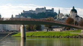 Hyperlapse Salzburg, Austria zbiory