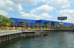 Hypermarché d'IKEA de Brooklyn Photo stock