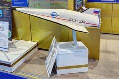 Hypersone vliegtuigen Royalty-vrije Stock Foto's