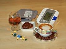 Hypertensie Stock Foto