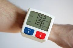 Hypertension photographie stock