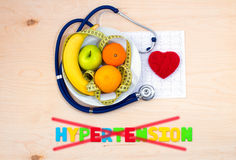 hypertension Photographie stock libre de droits