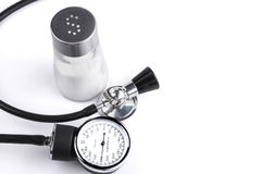 Hypertension Reason Royalty Free Stock Photography