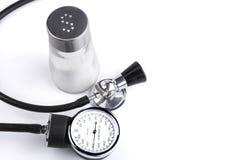 Hypertension Reason Royalty Free Stock Photography