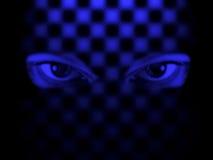 Hypnosis. Eyes Stock Illustration