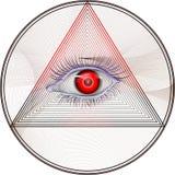 Hypnosis stock illustration