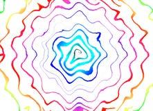 Hypnosis Swirl Royalty Free Stock Photos