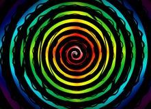 Hypnosis Swirl Stock Image