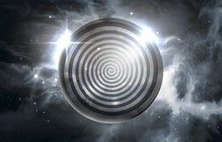 Hypnosis Swirl Universe Royalty Free Stock Photo