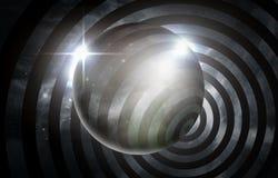 Hypnosis Swirl Universe Royalty Free Stock Photos