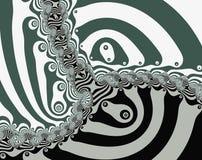Hypnotic stock illustratie