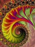 hypnotic Lizenzfreies Stockfoto