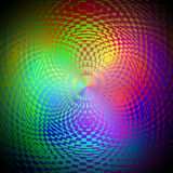 Hypnotic abstract Stock Image